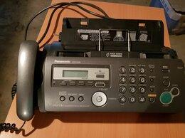 Факсы - Факс Panasonic KX-FC258, 0