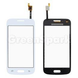Дисплеи и тачскрины - Тачскрин для Samsung G350E Galaxy Star Advance (белый), 0