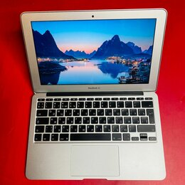Ноутбуки - отличный MacBook Air 11 2015 Ростест, 0