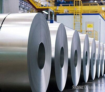 Рулон нержавеющий 1,5х1250 мм AISI 321 по цене 233₽ - Металлопрокат, фото 0