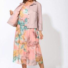 Одежда и обувь - Куртка М-9921К Карина де Люкс розовая Модель: М-9921К, 0