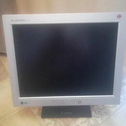 Мониторы - Монитор LG Flatron L1510S, 0