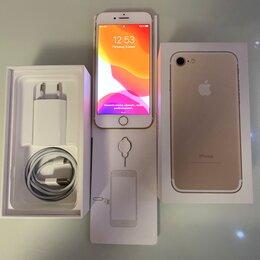 Мобильные телефоны - Iphone 7 gold 32 Gb, 0