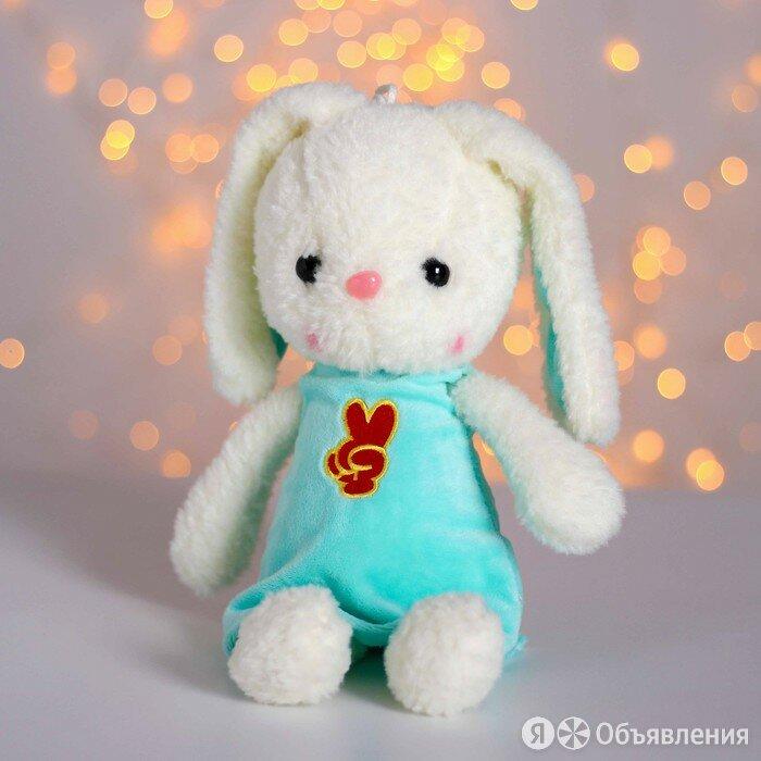 Мягкая игрушка «Зайка», цвета МИКС по цене 880₽ - Мягкие игрушки, фото 0
