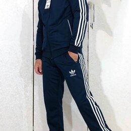Спортивные костюмы - Турецкий спортивный костюм мужской адидас, 0