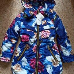 Куртки и пуховики - Куртка деми новая, на 7-8 лет, 0