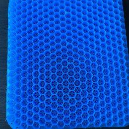 Массажные матрасы и подушки - Гелевая ортопедическая подушка для сиденья, 0