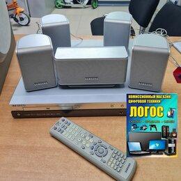 Домашние кинотеатры - Домашний кинотеатр Samsung HT-KD800, 0