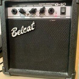 Гитарное усиление - Гитарный комбоусилитель, Belcat G10, 0