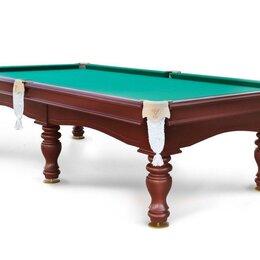Столы - Бильярдный стол 9 футов лдсп 16 мм сукно king, 0