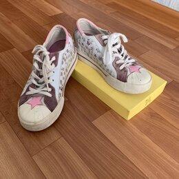 Кроссовки и кеды - Кроссовки на колесиках для девочки, 0