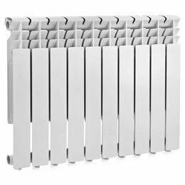 Радиаторы - Радиатор биметаллический ТЕК.А.ТЕК БР 500 - 10 сек., 0