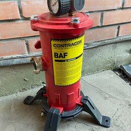 Промышленное климатическое оборудование - Фильтр очистки воздуха дыхания пескоструйщика CONTRACOR, 0