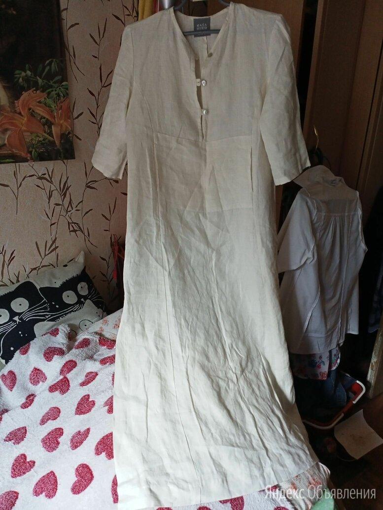 Платье льняное по цене 1600₽ - Платья, фото 0