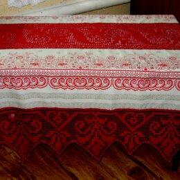 "Скатерти и салфетки - Скатерть в  стиле ""Палех"" +12 салфеток (35х35 см)., 0"