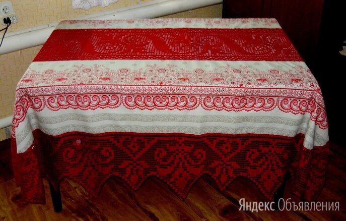 """Скатерть в  стиле """"Палех"""" +12 салфеток (35х35 см). по цене 7500₽ - Скатерти и салфетки, фото 0"""