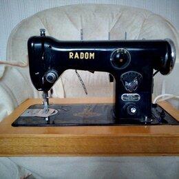 Швейные машины - машинка швейная с электро приводом, 0
