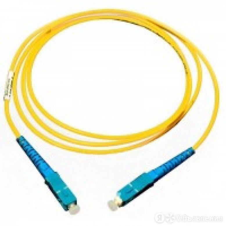 Симплексный оптический патч-корд TopLan PC-TOP-657A1-SC/A-SC/A-3.0 по цене 347₽ - Компьютерные кабели, разъемы, переходники, фото 0