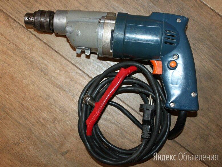 Дрель электрическая двухскоростная иэ-1202А СССР по цене 1050₽ - Дрели и строительные миксеры, фото 0