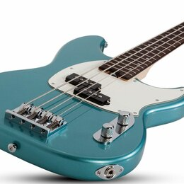 Электрогитары и бас-гитары - Бас Гитара Schecter Banshee Bass VPHb Indonesia. Доставка, 0