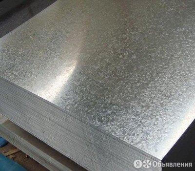 Лист цинковый 0,85х1000х1500 мм Ц2 ГОСТ 598-90 по цене 125₽ - Металлопрокат, фото 0