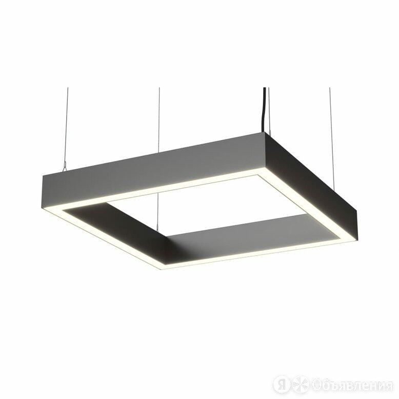 Светодиодный светильник DIODEX Матик Квадрик по цене 14181₽ - Люстры и потолочные светильники, фото 0