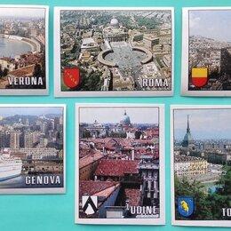 Другое - Наклейки Panini Чемпионат Мира 1990 Города Панорам, 0