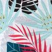 Постельное белье Этель 2 сп Colored tropics (вид 1) 175*215 см, 200*220 см,70... по цене 3026₽ - Постельное белье, фото 2