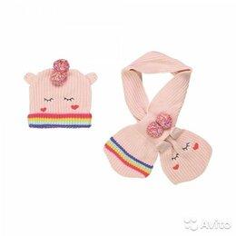 Головные уборы - Шапка и шарф Billieblush для девочки, 2 года, 0