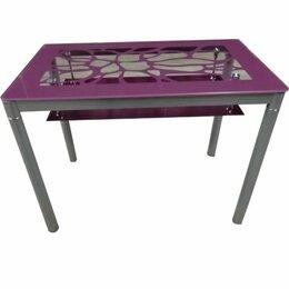 Столы и столики -  Стол обеденный стеклянный В 828-2, 0