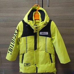 Куртки и пуховики - Куртка демисезонная на 6-7 лет новая, 0