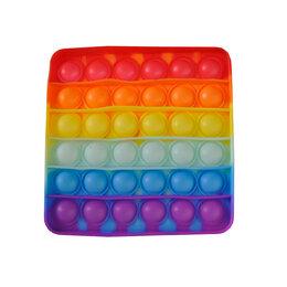Игрушки-антистресс - Игрушка антистресс POP-IT #1 квадрат, 0