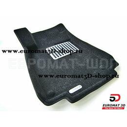 Аксессуары для салона - Коврики салона текст.AUDI A5 (2010-2016) Coupe Euromat 3D Lux черные. Арт. EM..., 0