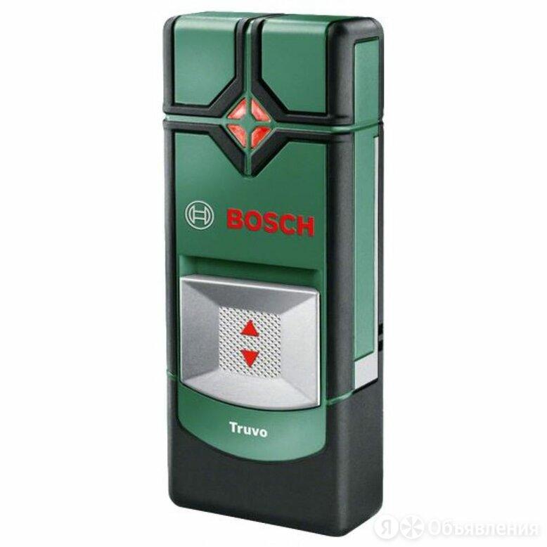 Детектор Bosch Truvo 0603681221 по цене 3199₽ - Измерительные инструменты и приборы, фото 0