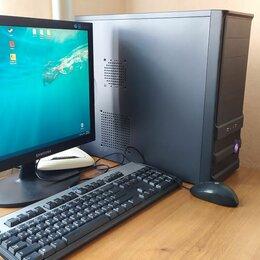 Настольные компьютеры - Пк для игр 8GB/i3 4130 3.5ггц/500GB Игровой, 0