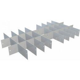Мебель для учреждений - ПРОМЕТ Комплект перегородок HARD 125, 0
