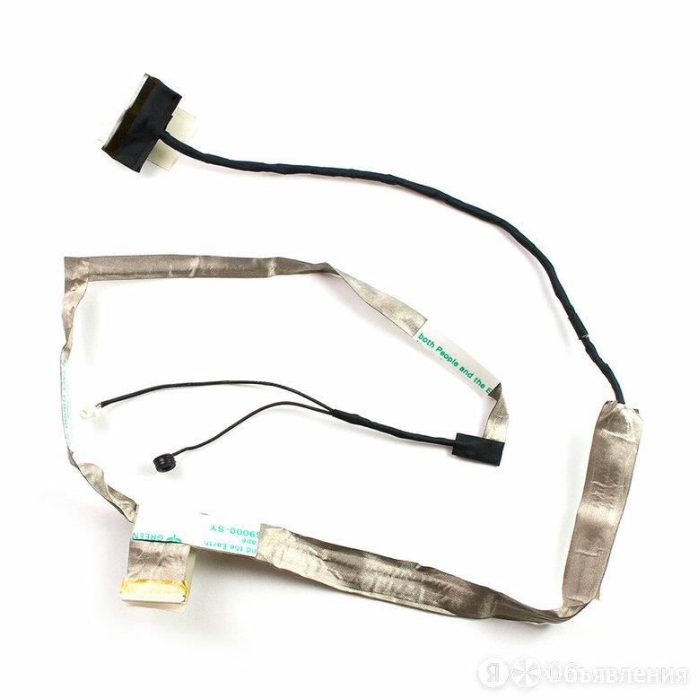Шлейф матрицы 40 pin для ноутбука Asus K42, X42, A42 Series. PN: 1422-00P1000... по цене 650₽ - Компьютерные кабели, разъемы, переходники, фото 0