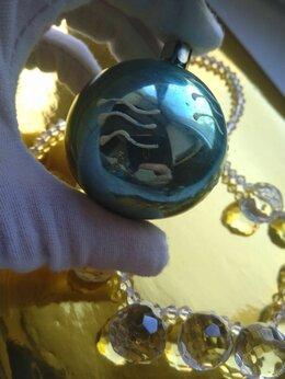 Ёлочные украшения - ✓✓✓Ёлочная игрушка СССР «шарик ~ миди», 0