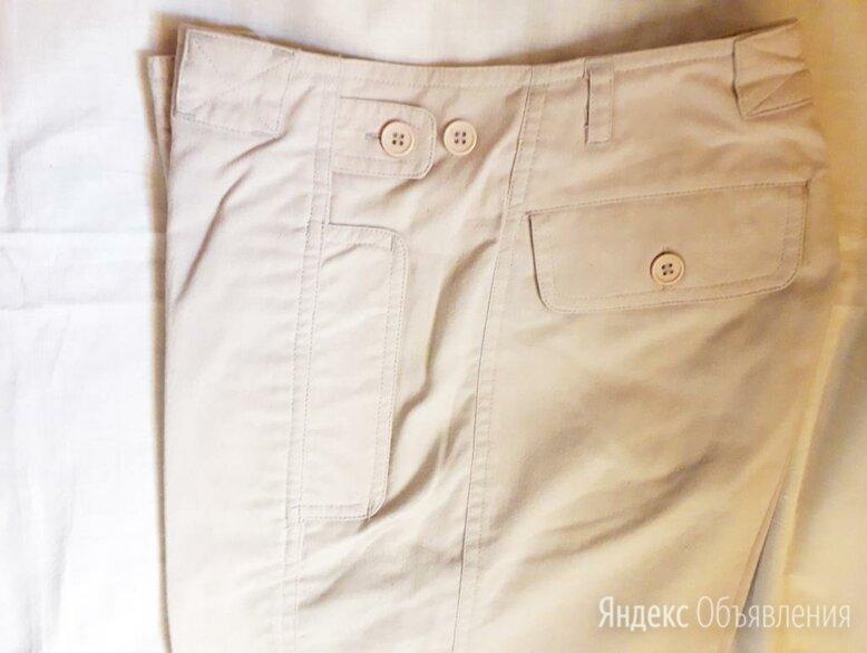 Хлопковые брюки Италия 44р по цене 2300₽ - Брюки, фото 0