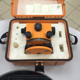 Измерительные инструменты и приборы - Нивелир строительный УОМЗ 3Н-5Л, 0