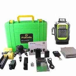 Измерительные инструменты и приборы - Лазерный уровень fukuda mw-94d-4gx, 0