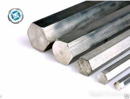 Шестигранник стальной 17 мм Ст 40Х по цене 43300₽ - Металлопрокат, фото 0