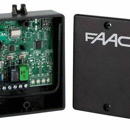 Радиоприемники - Радиоприемник 2-кан. внешн.универсальн. XR 433 МГц SLH или RC Faac, 0