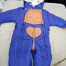 Теплые комбинезоны - Детский зимний комбинезон  от 0 мес, 0