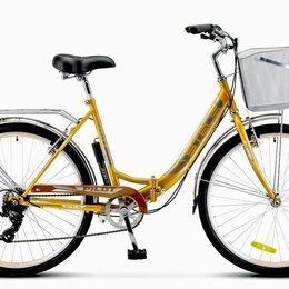 Велосипеды - Городской велосипед stels navigato, 0