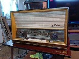 Музыкальные центры,  магнитофоны, магнитолы - Ламповый радиоприёмник saba freudenstadt, 0
