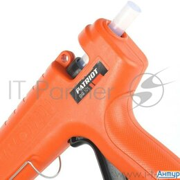Клеевые пистолеты - Клеевой пистолет Patriot Gg 101 100Вт стерж.:11х100мм, 0
