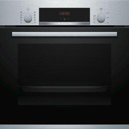 Духовые шкафы - Электрический духовой шкаф BOSCH HBJ 554YS0R, 0