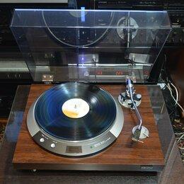 Проигрыватели виниловых дисков - Проигрыватель винила Denon DP-50L. Обслужен., 0