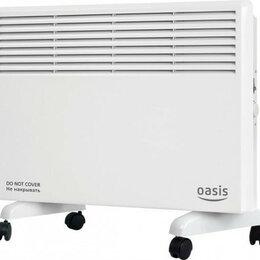Встраиваемые конвекторы и решетки - Электрический конвектор OASIS KM-10 [КМ-10], 0